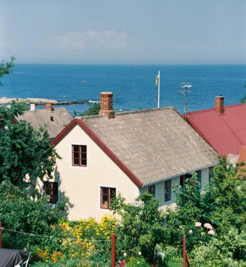 Inspiranda Hennys hus i Baskemolla